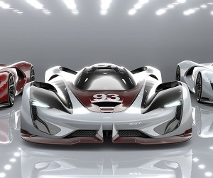 SRT Tomahawk Vision Gran Turismo Unveiled