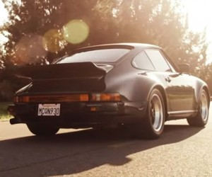 Own Steve McQueen's Final Porsche, a 930 Turbo Carrera