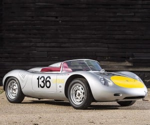 Own a Stirling Moss '61 Porsche 718 for $3M
