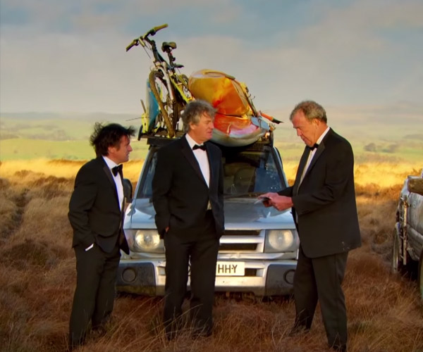 Top Gear Teases Its Last Proper Episode