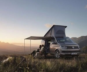 VW California is a Modern Camper Van of Awesomeness