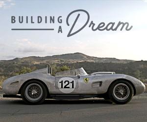 Stunning Remake of 1959 Ferrari 250 TR