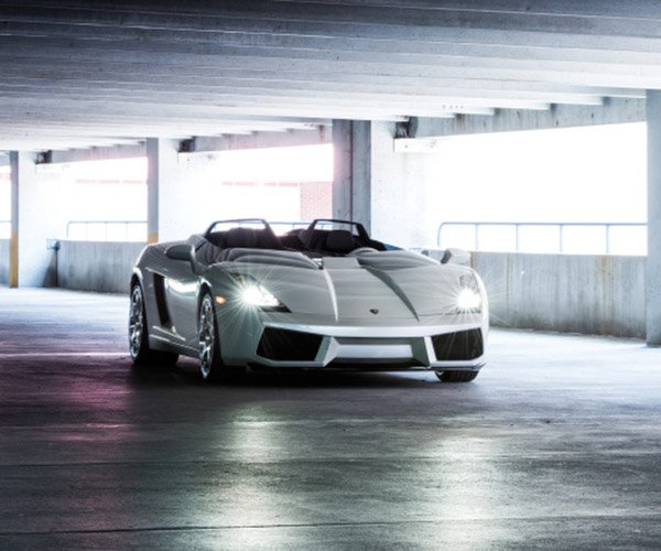 2006 Lamborghini Concept S Heads to Auction