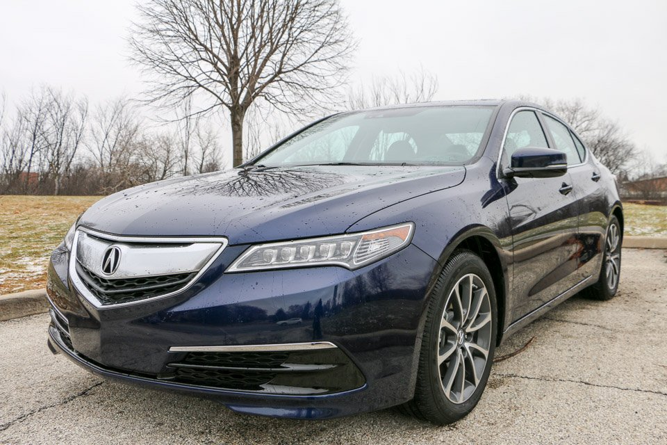 Review: 2015 Acura TLX 3.5L SH-AWD