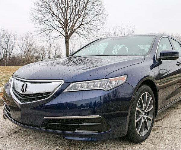 Acura Rdx Lease: Review: 2015 Acura TLX 3.5L SH-AWD