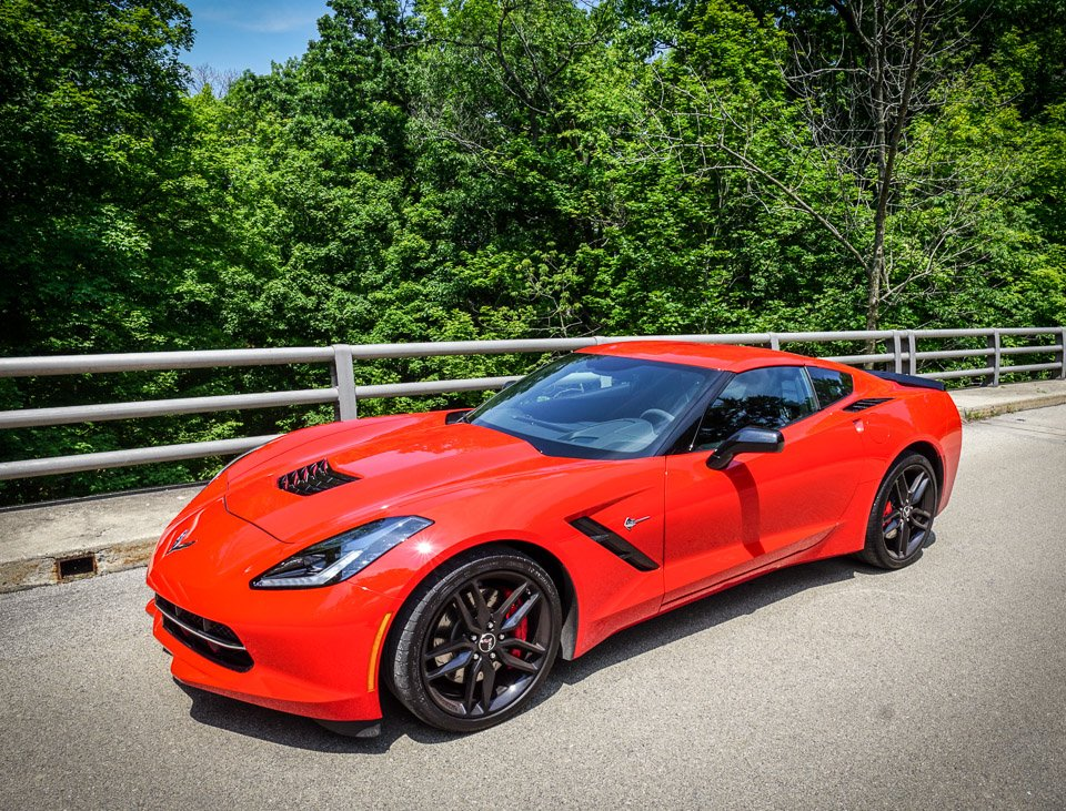 Review: 2015 Chevrolet Corvette Stingray Z51