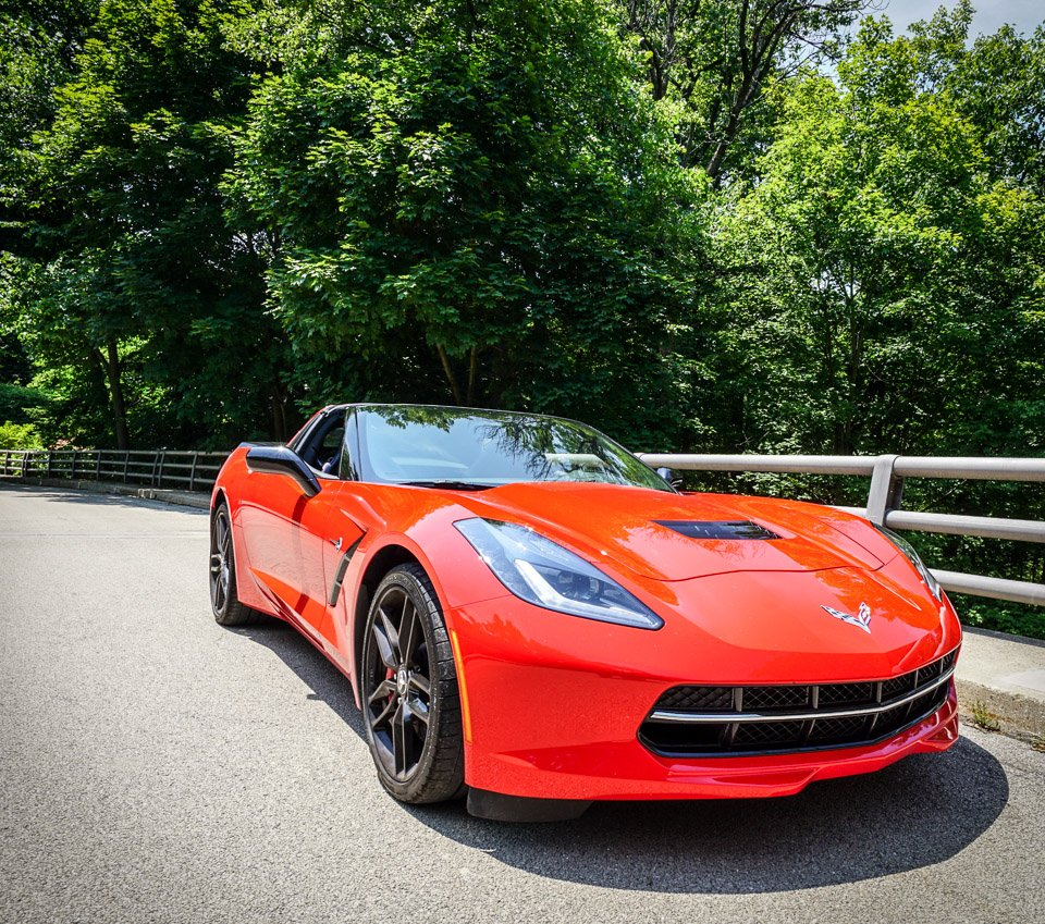review 2015 chevrolet corvette stingray z51 95 octane. Black Bedroom Furniture Sets. Home Design Ideas