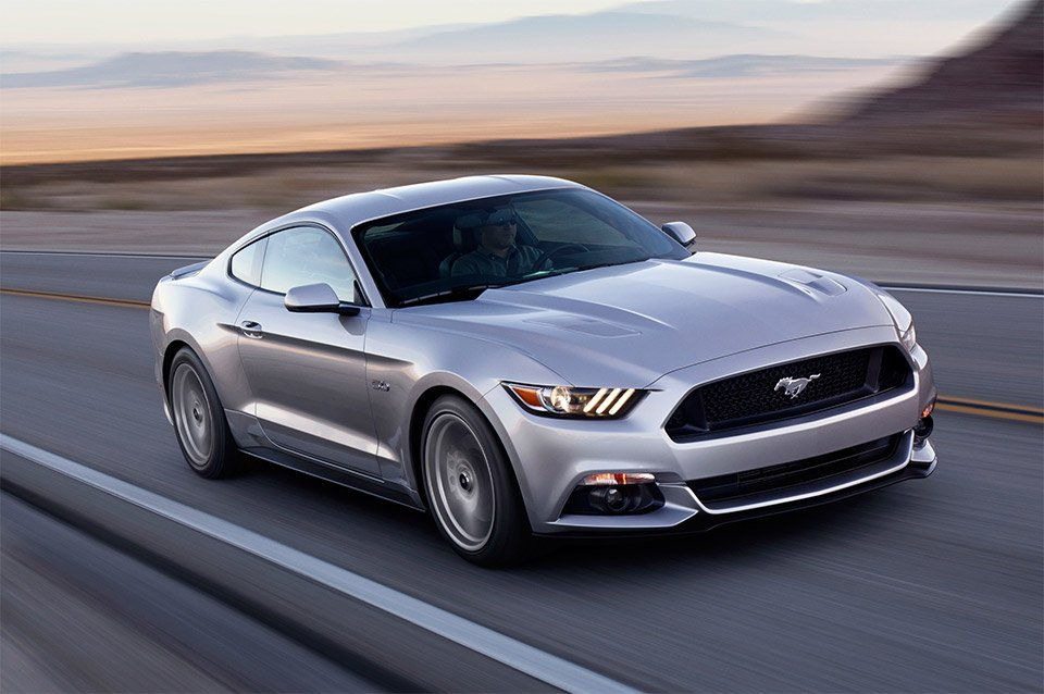Ford Mustang Leads June 2015 Pony Car Sales Pack