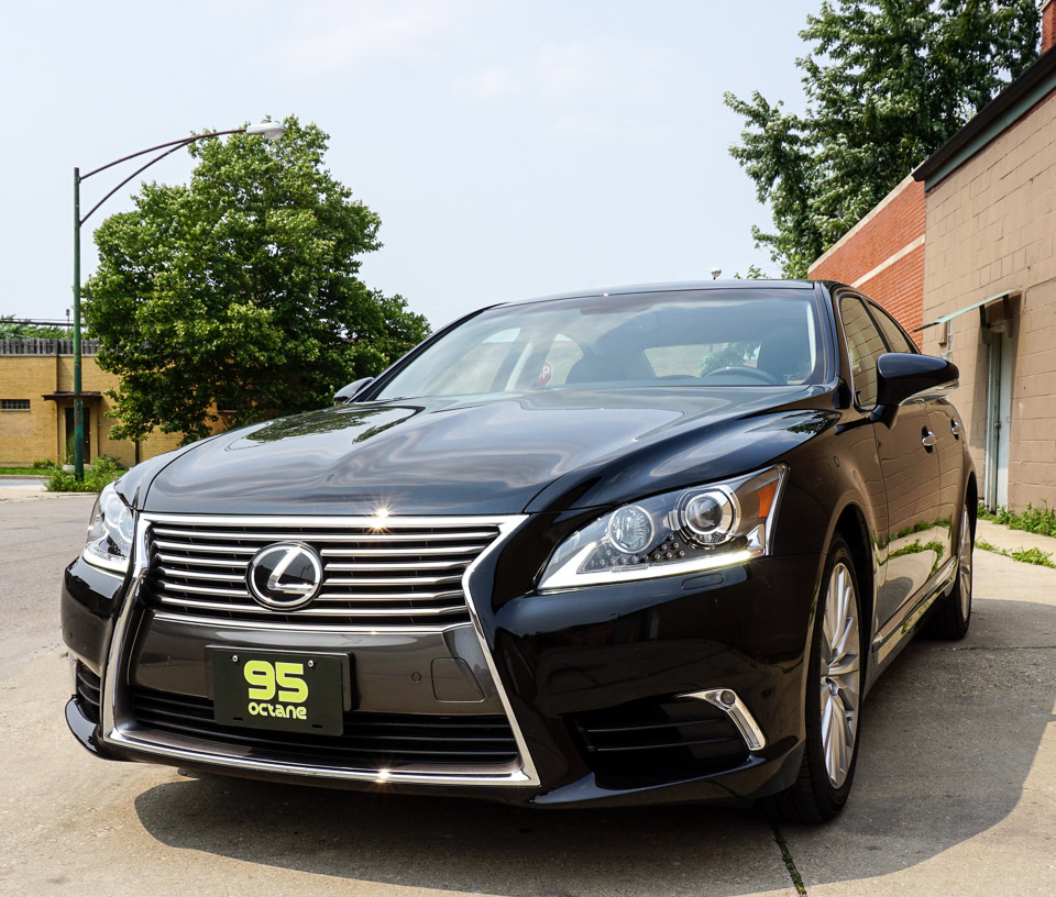 Review: 2015 Lexus LS 460 AWD