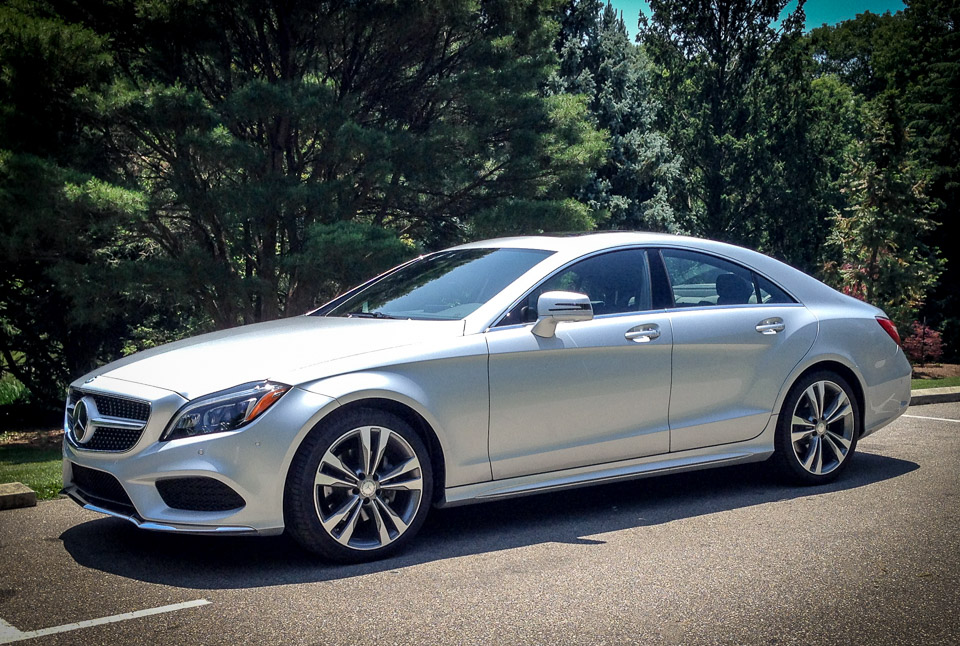 Review: 2015 Mercedes-Benz CLS400