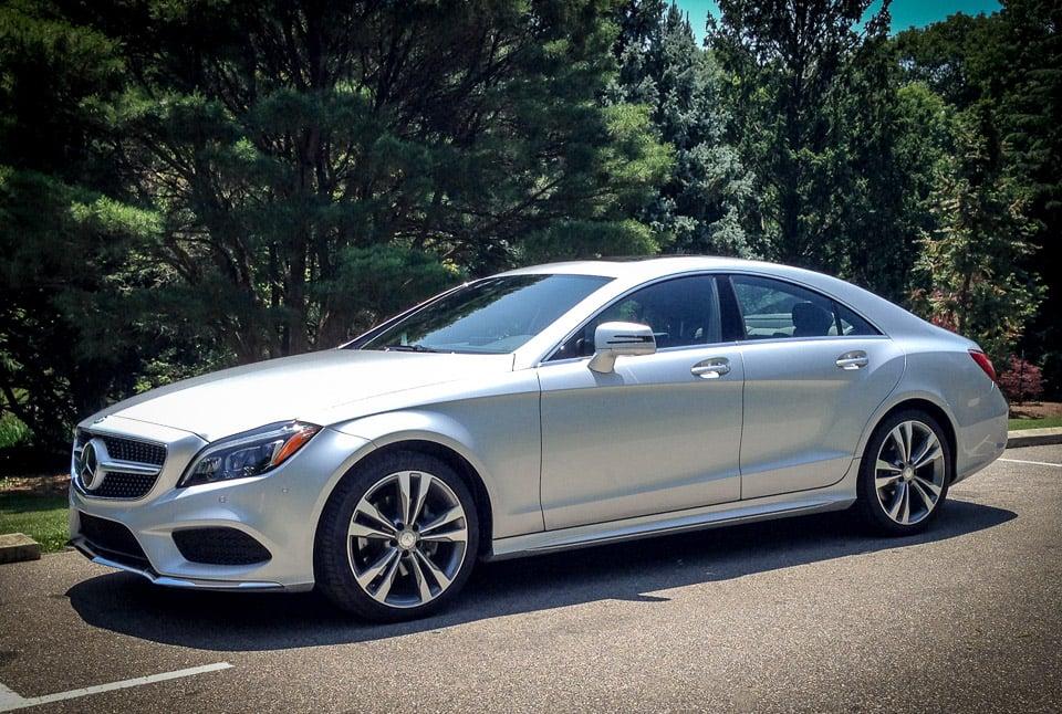 Review: 2015 Mercedes-Benz CLS400