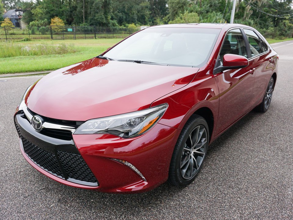 Toyota Camry V6 to Retire in Favor of Turbo 2.0L Four