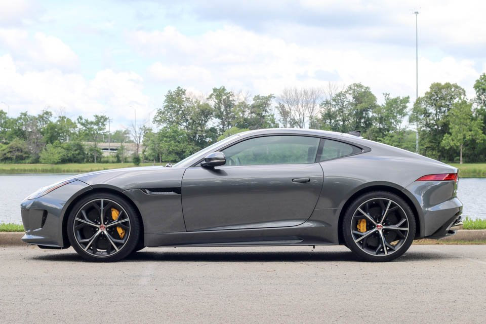 review 2016 jaguar f type r coupe 95 octane. Black Bedroom Furniture Sets. Home Design Ideas