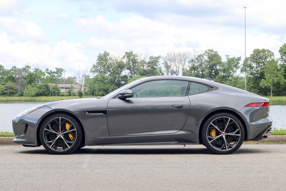 Review: 2016 Jaguar F-Type R Coupe