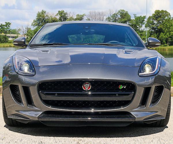 Review: 2016 Jaguar F-Type R Coupe