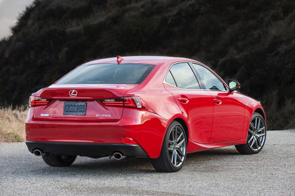 Lexus Nx 200T F Sport >> 2016 Lexus IS 200t to Get a 2.0L Turbo