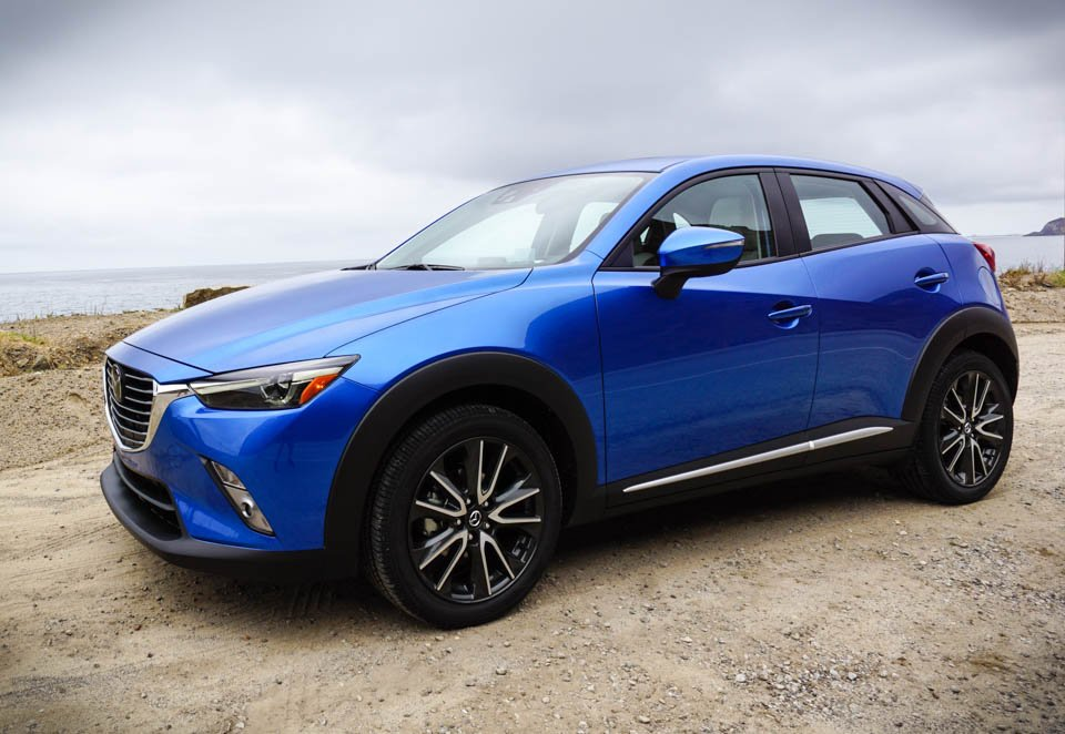 First Drive Review 2016 Mazda Cx 3 95 Octane