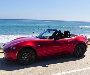 First Drive Review: 2016 Mazda MX-5 Miata