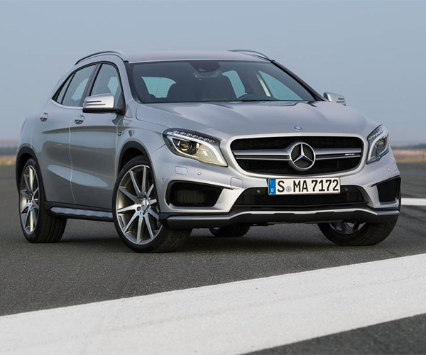 2016 Mercedes CLA and GLA AMG Get Power Bump