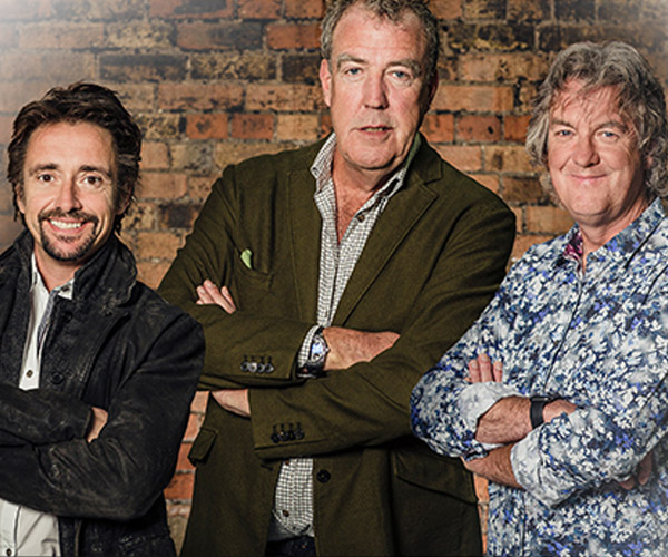 Clarkson, May and Hammond Head to Amazon: Top Gear 2.0