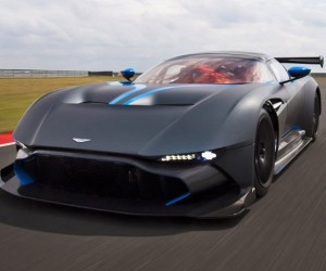 Aston Martin Vulcan to Tear Up the Track at Spa