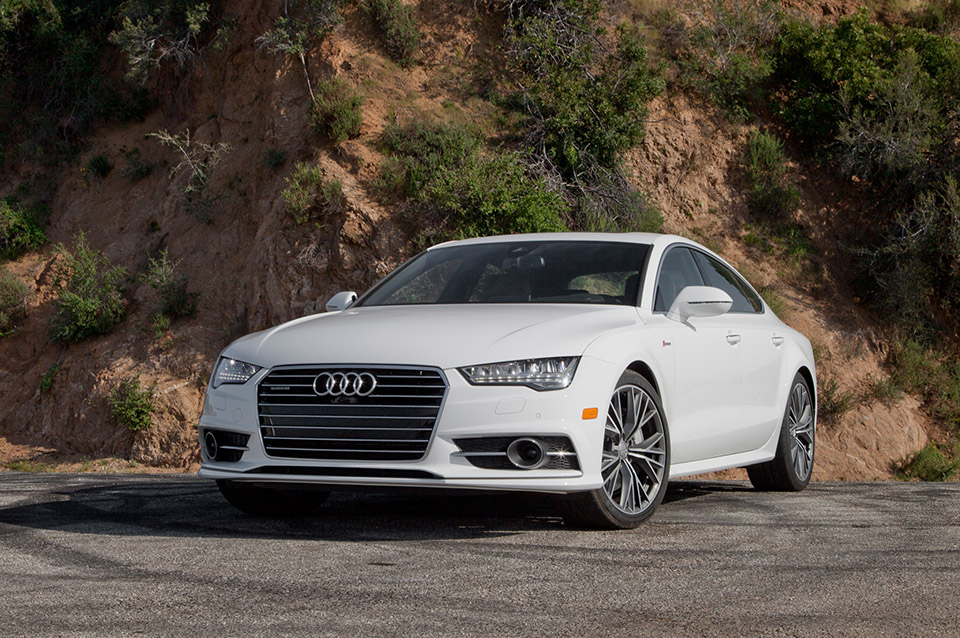 2017 Audi RS 7 Tipped at 575hp