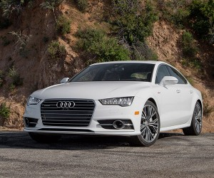 2017 Audi RS 7 Tipped at 575hp