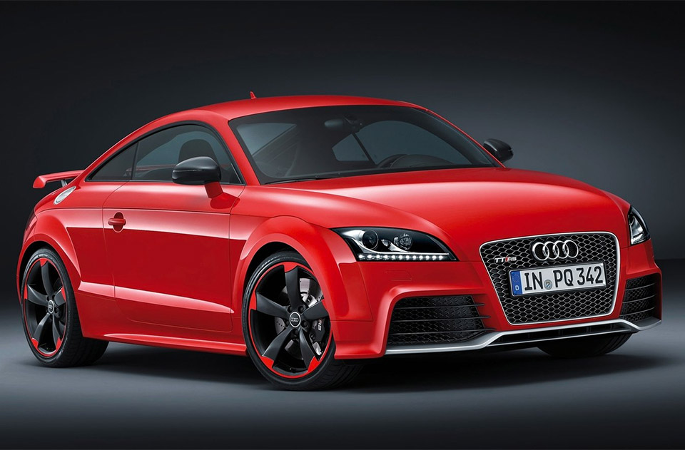 2017 Audi TT RS Coming Sans Manual Transmission