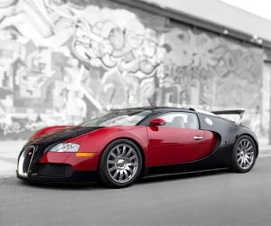 Bugatti Veyron #1 Headed to Auction