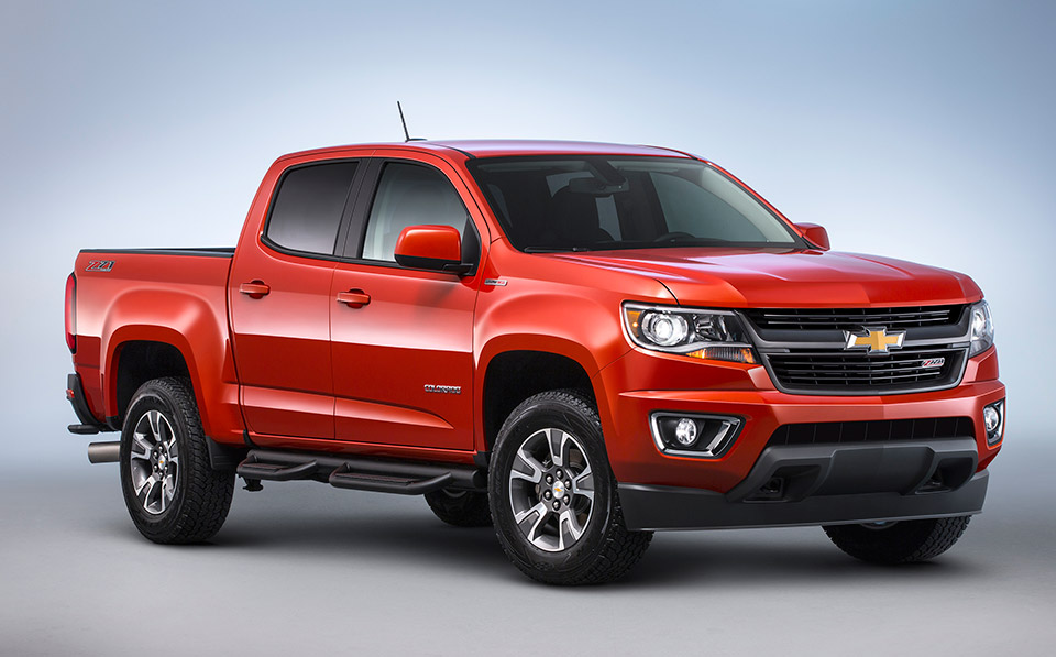 Chevy Announces 2016 Colorado Diesel Pricing