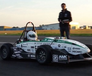 World's Fastest Accelerating EV Hits 62mph in 1.779 Secs