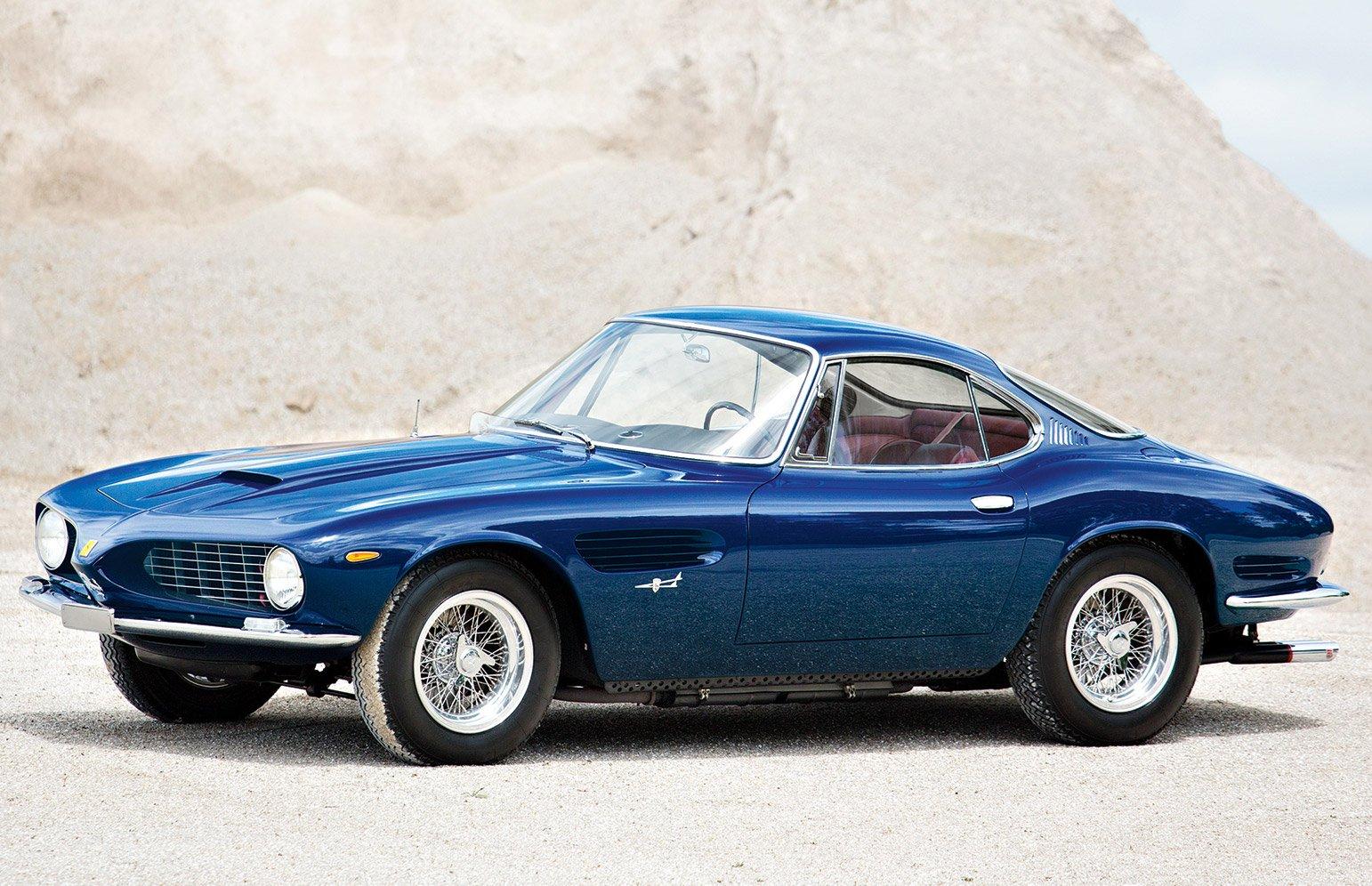 Unique 1962 Ferrari 250 GT to Hit Auction Block