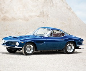 Unique 1962 Ferrari 250 GT to Hit Auction Block