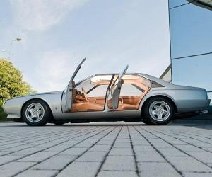 Unique Four-Door Ferrari Hits the Market