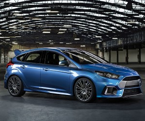 2016 Ford Focus RS Price Tipped in Configurator Leak