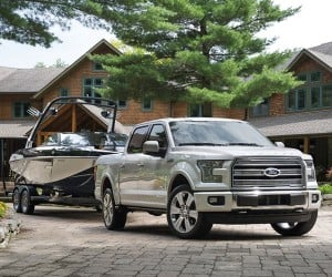 Ford F-150 Limited Gets All of the Luxury