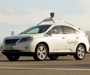 Google Self-Driving Car Heads South