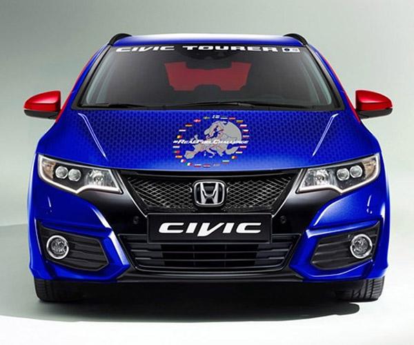 Stock Honda Civic Sets Fuel Economy World Record