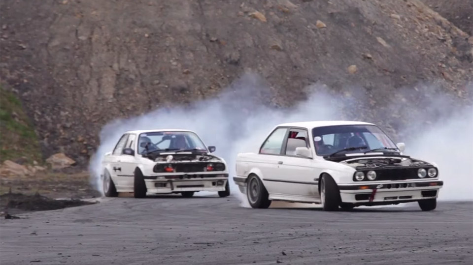 How to Build a Drift Track