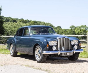 1965 Keith Richards Bentley to be Auctioned