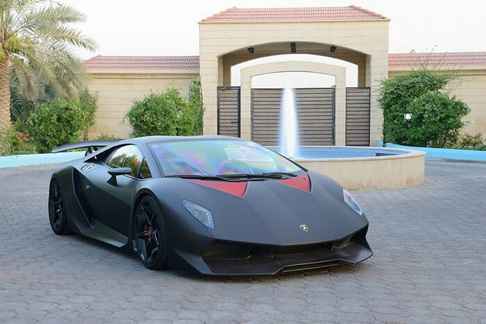 Ultra Rare Lambo Sesto Elemento for Sale