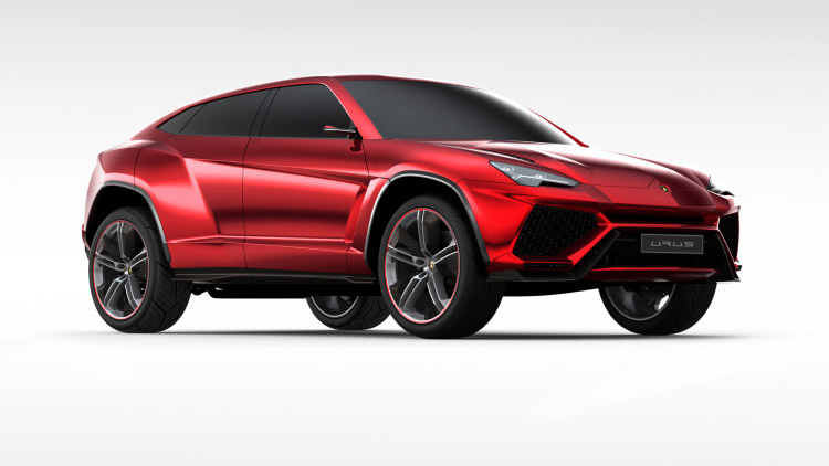 Lamborghini Urus Superveloce SUV May Happen