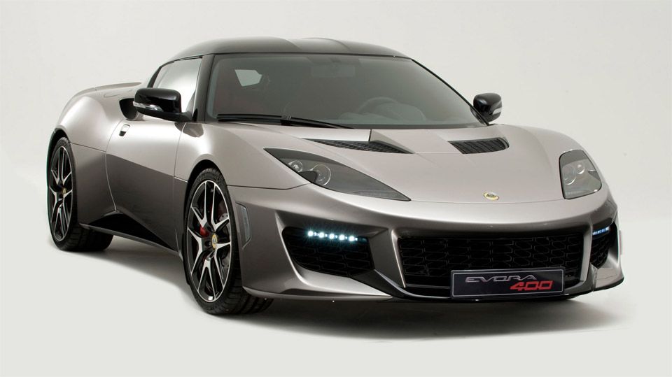 Lotus Evora 400 Roadster Confirmed for U.S.
