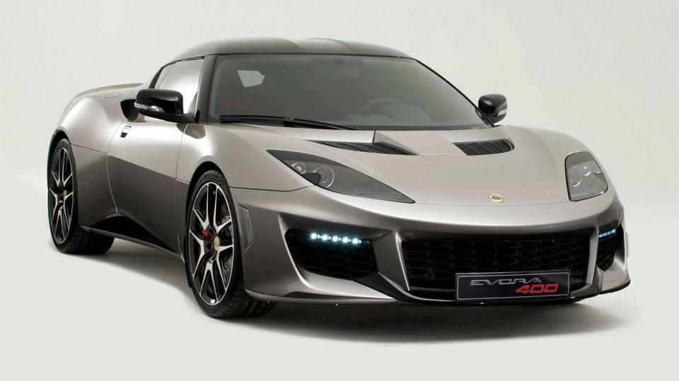 Lotus Evora 400 Roadster Confirmed for U.S.