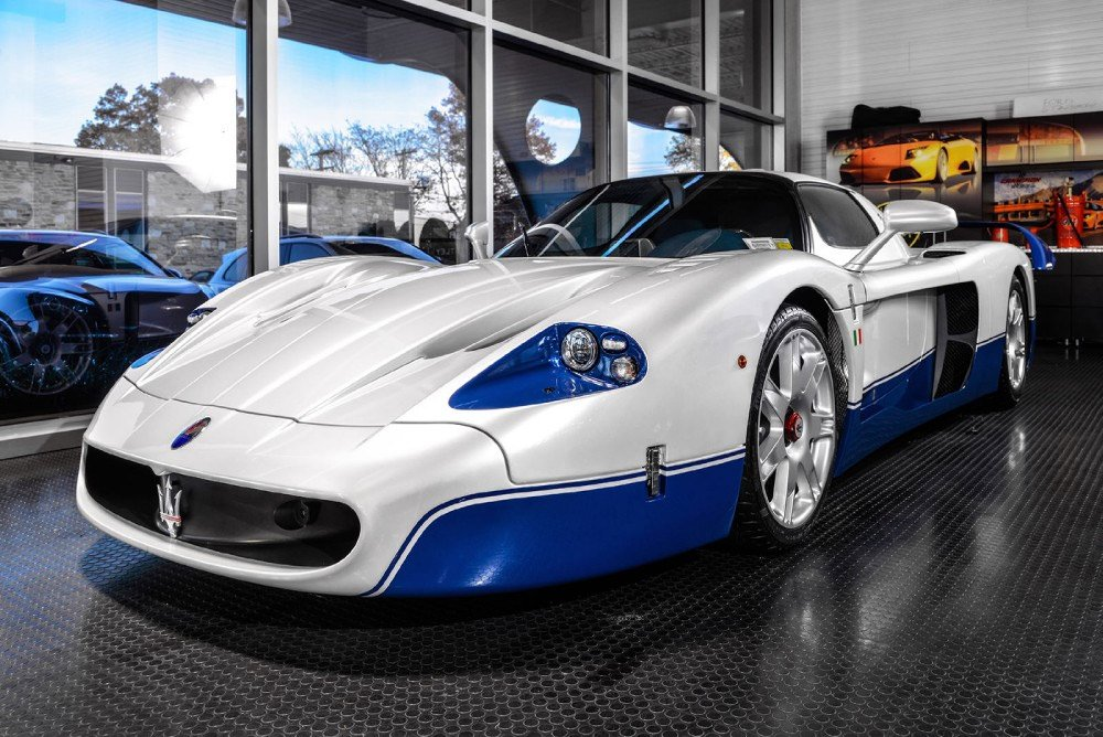 One Of Only 50 Maserati Mc12 S Up For Sale 95 Octane