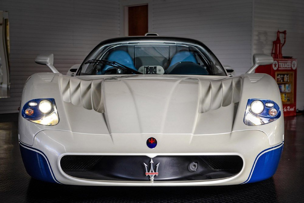 one of only 50 maserati mc12's up for sale