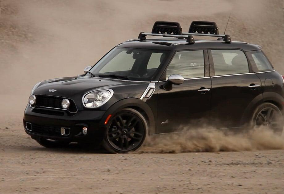 MINI's Next Countryman May be a Real SUV
