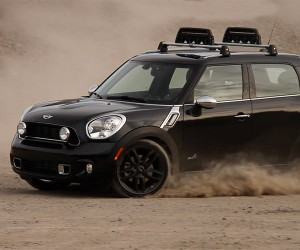MINI's Next Countryman May be a Real SUV