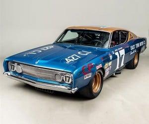 Own This Race-Winning 1968 NASCAR Ford Torino