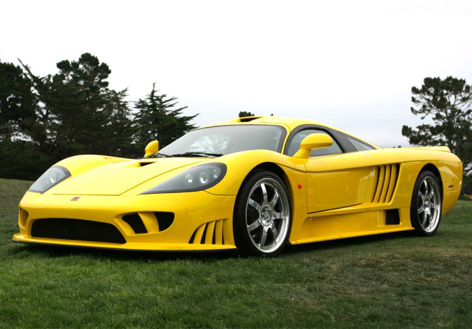 Saleen S7 And S5s Raptor Ip Up For Sale 95 Octane